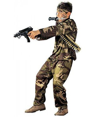 Costume Special Force 11/13 158Cm