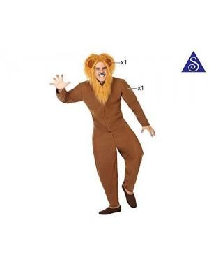 Costume Leone Adulto T-2 M-L