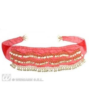 widmann 6952e fasce rossa per fianchi odalisca con mon d oro