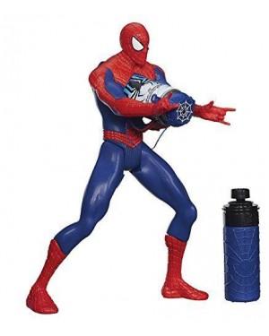 hasbro a6997e270 spiderman cm 35 spararagnatele 2 in 1