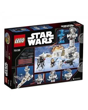 lego 75138 lego star wars attacco a hoth