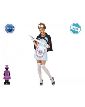 ATOSA 54097 costume infermiera t-3
