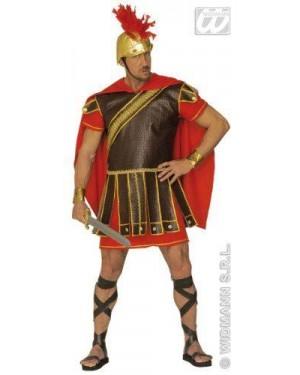 Costume Centurione Romano M Vestito Con Armatura,
