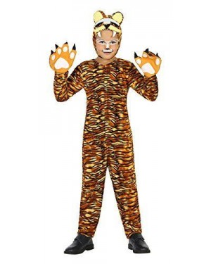 ATOSA 20150.0 costume tigre 10-12