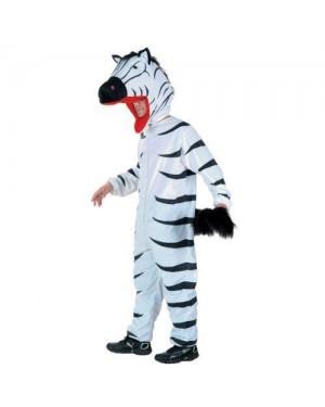 Costume Zebra L Peluche
