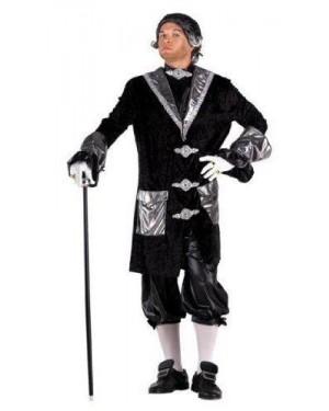 Costume Marchese Nero T.U.