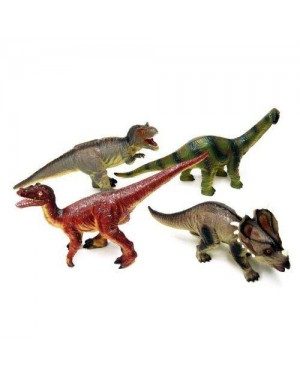GIOCHERIA RDF87210 animali morbidi dinosauri cm.45