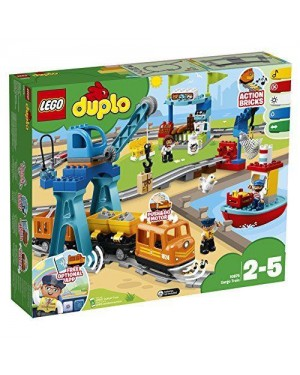 LEGO 10875 lego duplo grande treno merci
