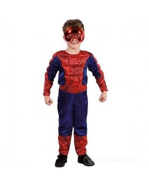 Costume Spiderman C/Muscoli 10/11