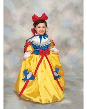 Costume Biancaneve 2-3