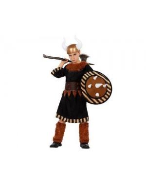 Costume Vichingo Bambino T-3