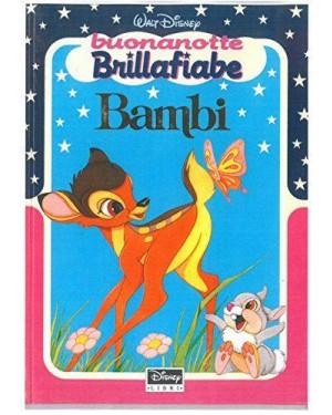 DISNEY LIBRI 4015WD bambi brillafiabe