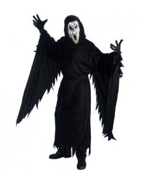 Costume Tunica Scream Ghost M
