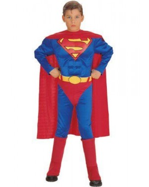 RUBIES 882626 costume superman con muscoli 5/7