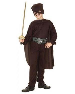 Costume Bandido Zorro 8 Anni
