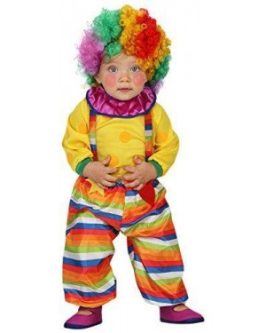 Costume Da Pagliaccio, Baby 12-24 M