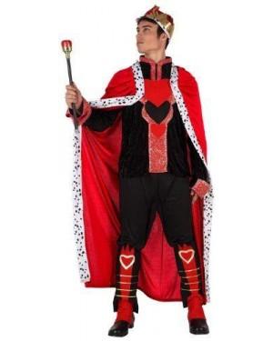 Costume Da Principe Di Cuori T-3