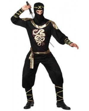Costume Ninja, Adulto T2 M\L