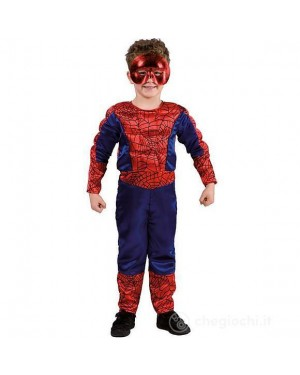 Costume Spiderman C/Muscoli 8/9
