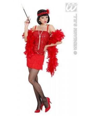 Costume Charleston Rosso S