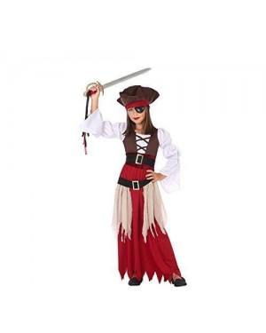 ATOSA 56960 costume pirata 5-6