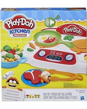 HASBRO B9014EU4 playdoh magica cucina