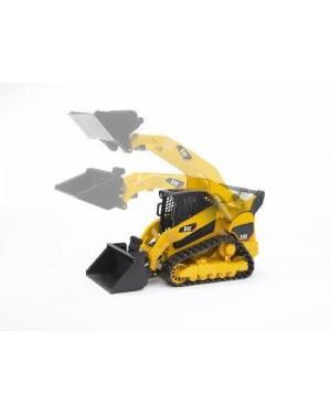 bruder 02136 bruder  cat multi loader terrain bobcat