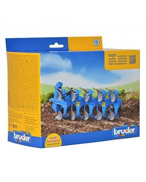 BRUDER 02331 accessories: lemken plough aratro