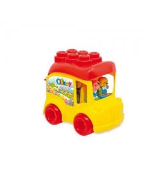 clementoni clem14783 clemmy secchiello scuola bus