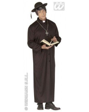 Costume Uomo Prete Peccatore M