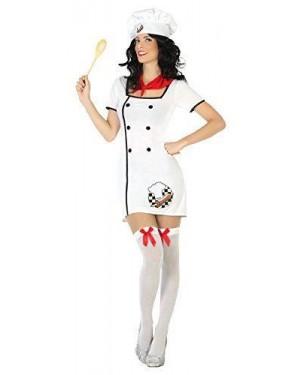 ATOSA 15804.0 costume cuoca m-l