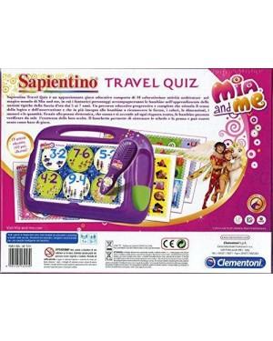CLEMENTONI 13253 sapientino mia and me travel quiz