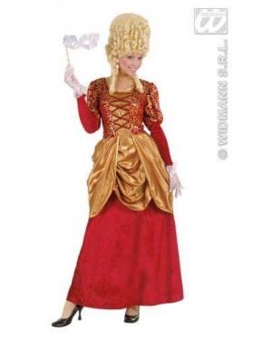 WIDMANN 7190Y costume marchesa bordeaux xl in vell e raso ve