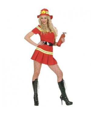 Costume Pompiere Donna M