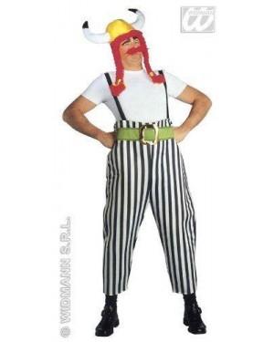 Costume Vichingo Gaulois L Obelix
