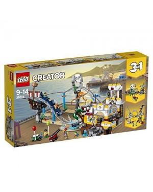 LEGO 31084 lego creator montagne russe dei pirati