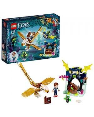 LEGO 41190 lego elves fuga sull'aquila di emily jones