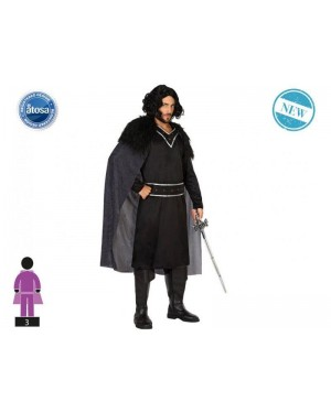 ATOSA 54555 costume vichingo t-3 game of thrones