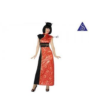 ATOSA 17349 costume cinese donna xs-s