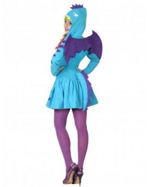 Costume Dragone Adulto T1 Xs\S