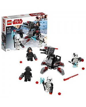 LEGO 75197 lego star wars battle pack del primo ordine