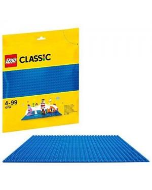 LEGO 10714 lego classic base blu