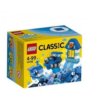 LEGO 10706 lego classic scatola creativita blu