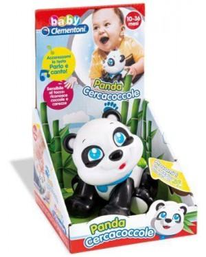 clementoni 14214 panda cerca coccole