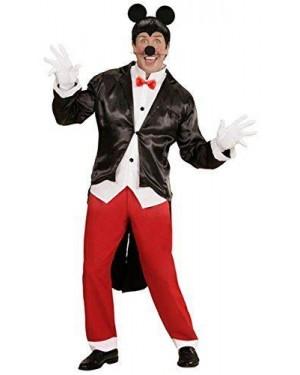 WIDMANN 05883 costume topino l mickey frac, camicia e farfalli