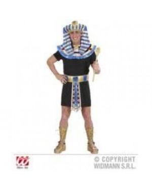 Costume Faraone M Tunica,Collare,Cintura 2 Ass