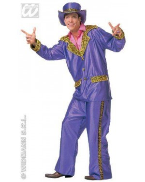 Costume Funky Man Presentatore Circo M