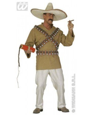 WIDMANN 44661 costume messicano s