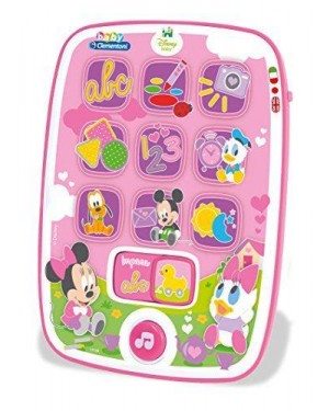 CLEMENTONI 17139 il tablet di baby minnie