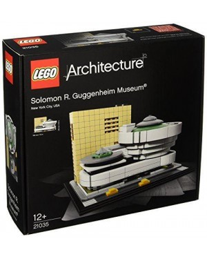 LEGO 21035 lego architecture museo guggenheim